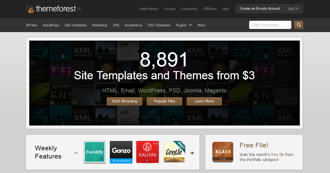 Tips on how to get your item approved in Themeforest